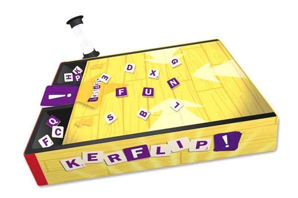 Buchstabenspiel Kerflip - Foto von Amigo Spiele
