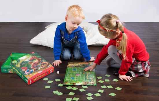 Kinderspiel Koboldbande - Foto von Amigo Spiele