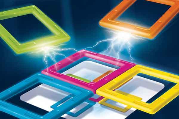 Magnefix - Ausschnitt - Foto von Amigo Spiele
