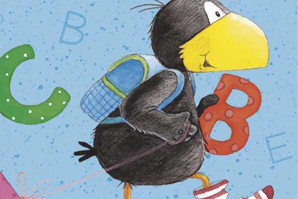 Der kleine Rabe Socke: Buchstabensuche - Ausschnitt - Foto von Amigo Spiele