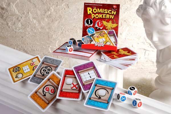 Kartenspiel Römisch Pokern - Foto von Amigo Spiele