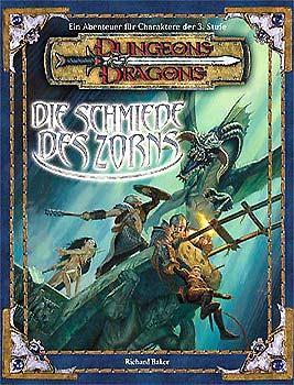Dungeons & Dragons - Die Schmiede des Zorns - Foto von Amigo Spiele