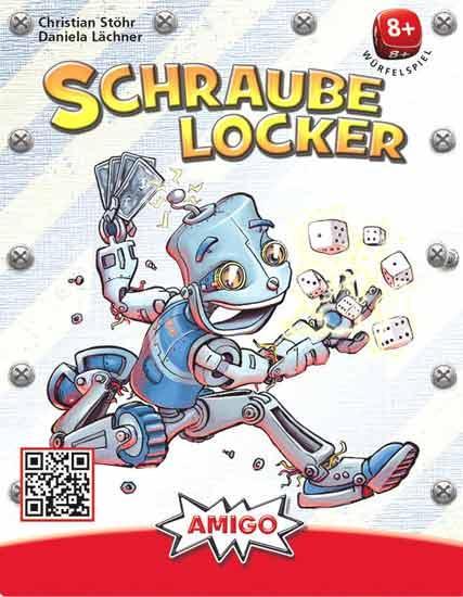 Gesellschaftsspiel Schraube Locker - Foto von Amigo Spiele