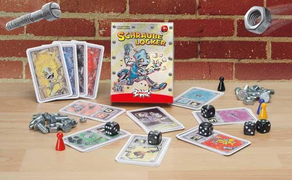 Kartenspiel Schraube locker - Foto von Amigo Spiele