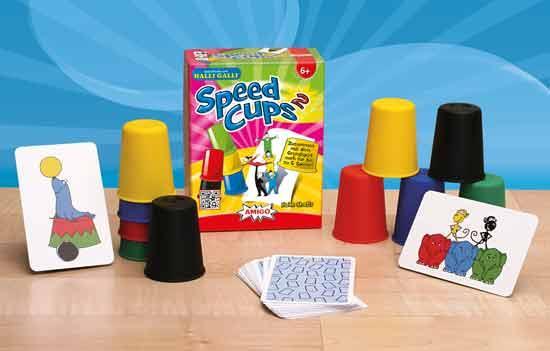 Hektikspiel Speed Cups 2 - Foto von Amigo Spiele