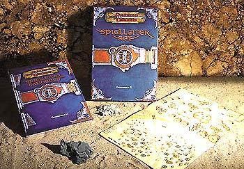 Dungeons & Dragons: Spielleiter-Set (3rd) - Foto von Amigo Spiele