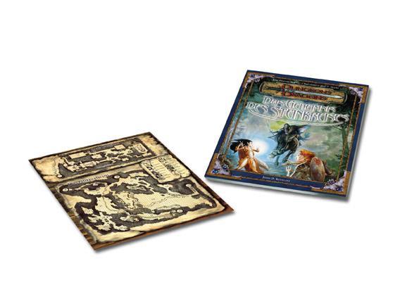 Dungeons & Dragons - Das Geheimnis des Steinkreises - Foto von Amigo Spiele