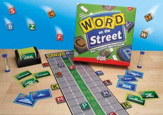 Word on The Street - Foto von Amigo Spiele
