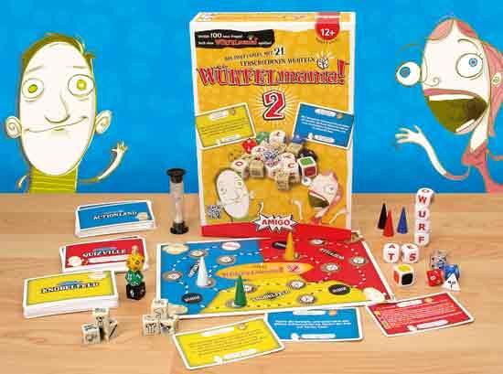 Würfelmania 2 - Foto von Amigo Spiele
