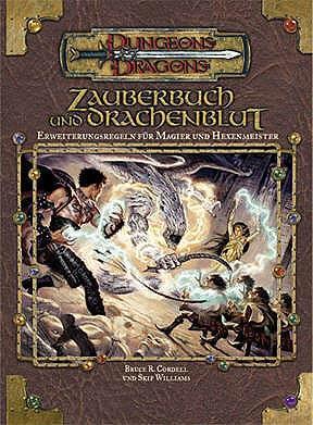 Dungeons & Dragons: Zauberbuch und Drachenblut - Foto von Amigo Spiele