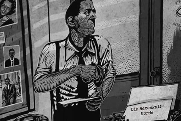 Arkham Noir - Teil 1: Die Hexenkult-Morde - Ausschnitt - Foto von Asmodee