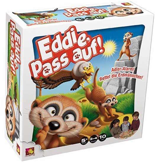 Kinderspiel Eddie, pass auf! - Foto von Asmodee