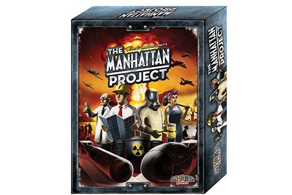 The Manhatten Project - Foto von Minion/Asmodee