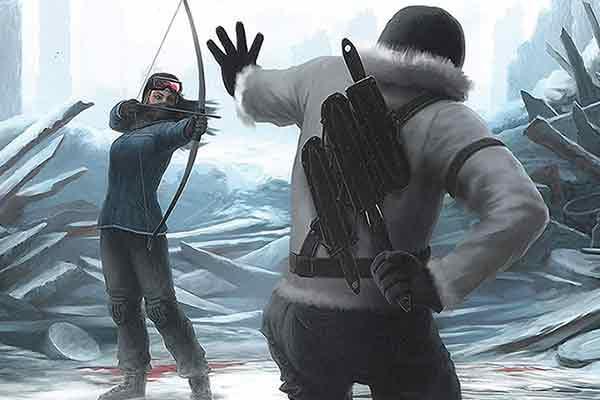 Arctic Scavengers - Ausschnitt - Foto von ASS
