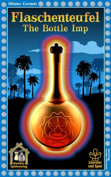 Der Flaschenteufel: Cover