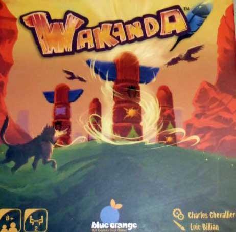 Wakanda - Foto von Jörn Frenzel