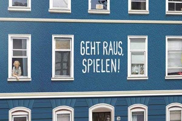 Geht raus, spielen! - Ausschnitt - Foto von Boje/Bastei-Lübbe