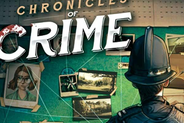Chronicles of Crime - Foto von Corax Games