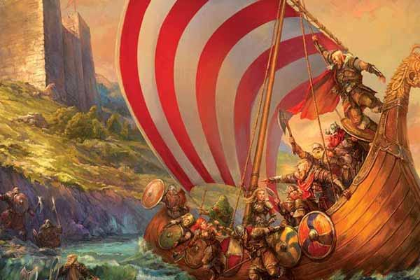 Reavers Of Midgard - Ausschnitt - Foto von Corax Games