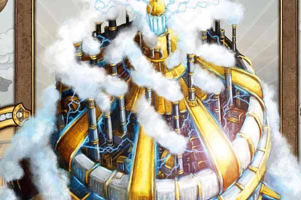 Steamopolis - Ausschnitt - Foto von Corax Games