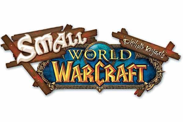 Small World Of Warcraft - Logo - Foto von Days Of Wonder