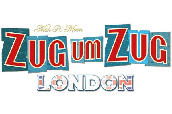 Zug um Zug: London - Logo - Foto von Days Of Wonder