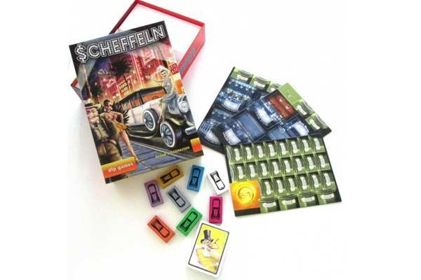 Scheffeln - Foto von dlp games