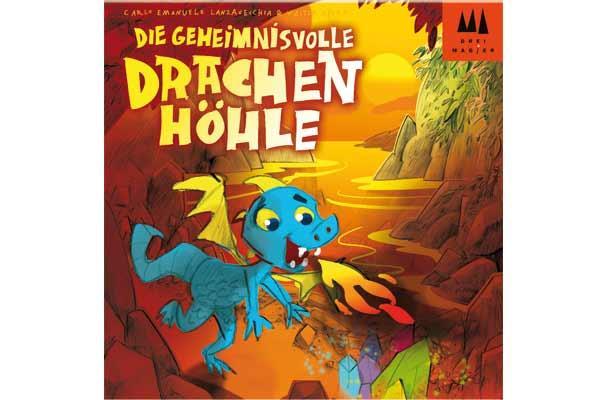 Kinderspiel Die geheimnisvolle Drachenhöhle - Foto Drei Magier Spiele