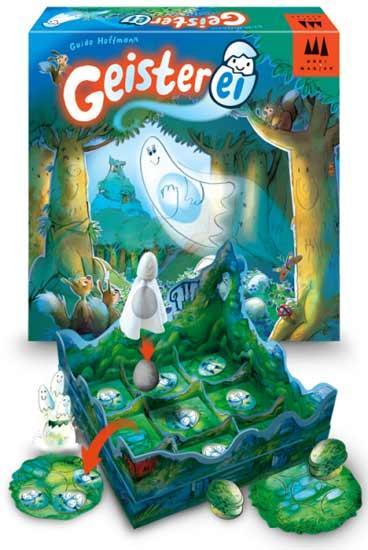 Kinderspiel Geister-Ei - Foto von Drei Magier Spiele