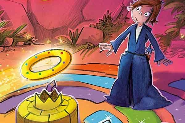 Ring der Magier - Ausschnitt - Foto Drei Magier Spiele