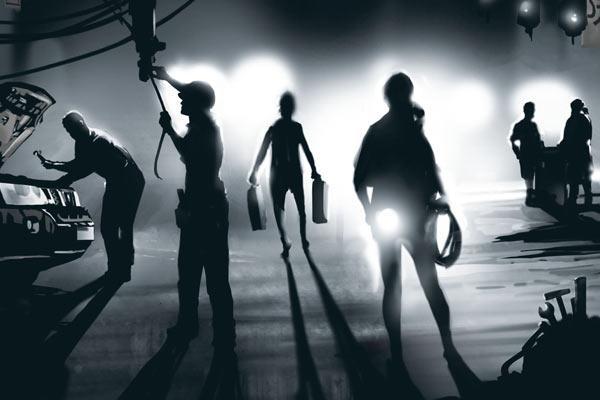 Blackout: Hong Kong - Ausschnitt - Foto von eggertspiele