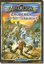 Das Schwarze Auge: Armalion - Zauberey & Göttermacht