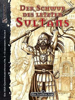 Das Schwarze Auge: Der Schwur des letzten Sultans