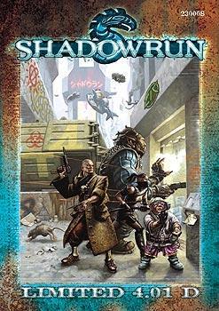 Shadowrun: Regelwerk limited 4.01D