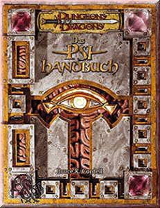 Dungeons & Dragons: PSI-Handbuch - Foto von Feder & Schwert