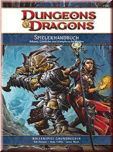 Dungeons & Dragons: Spielerhandbuch 4.Edition - Foto von Feder & Schwert