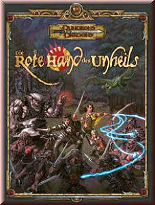 Dungeons & Dragons: Die rote Hand des Unheils - Foto von Feder & Schwert