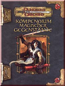 Dungeons & Dragons: Kompendium magischer Gegenstände - Foto von Feder & Schwert