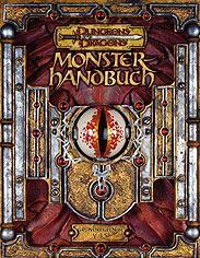 Dungeons & Dragons: Monsterhandbuch 3.5 - Foto von Feder & Schwert