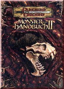 Dungeons & Dragons: Monsterhandbuch II - Foto von Feder & Schwert
