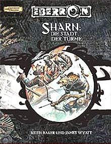 Dungeons & Dragons: Sharn - Die Stadt der Türme - Foto von Feder & Schwert