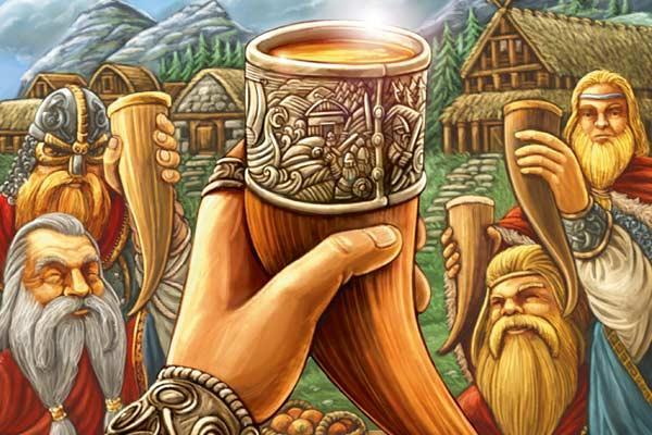 Uwe Rosenberg Interview Ein Fest für Odin Cottage Garden - Abbildung Feuerland
