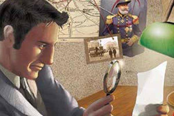 13 Indizien - Ausschnitt - Foto von Game Factory