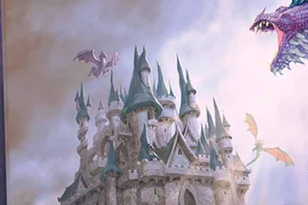 Drachenland - Ausschnitt - Foto von Game Factory