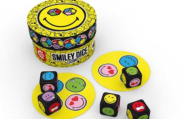 Smiley Dice Game - Foto Game Factory