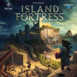 Brettspiel Island Fortress von Games Salute
