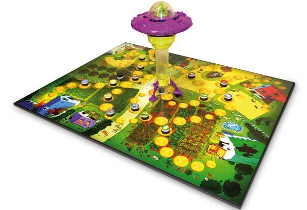 Kinderspiel Alien Alarm - Foto von Goliath Toys