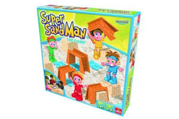 Kinderspiel Super Sandman - Foto von Goliath Toys