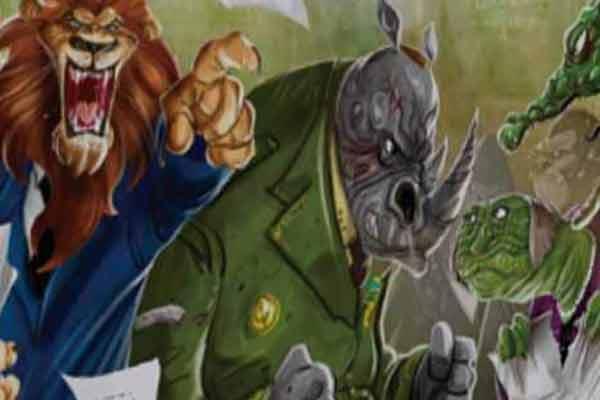 Zoocracy - Ausschnitt - Foto von Haas Games