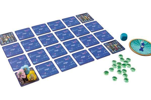 Glibbergebibber - Kinderspiel von Haba